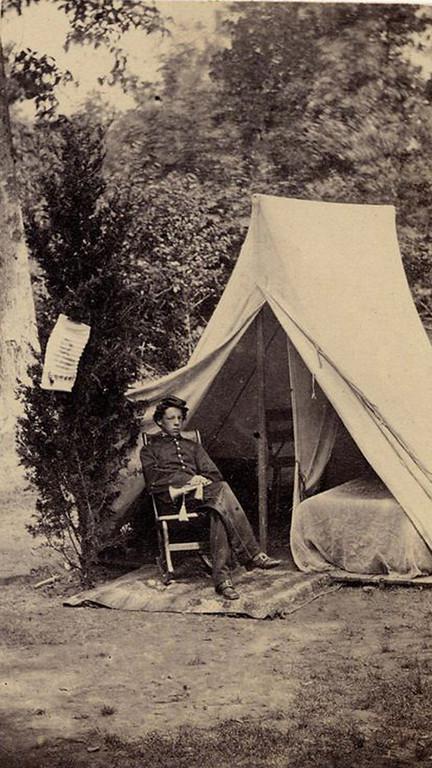 Civil War Buglers