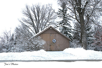 Snow In Wisconsin - January 2007