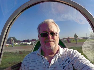 Selfie - Canopy Closed