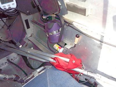 Interior - Control Stick Assembly