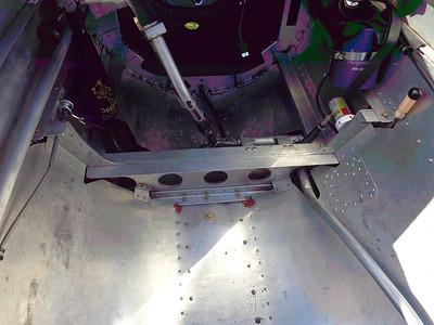 Spar Carry-Thru and Fuselage Floor