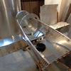 Fuselage Preparation for Instrument Cover and Canopy Bow installation