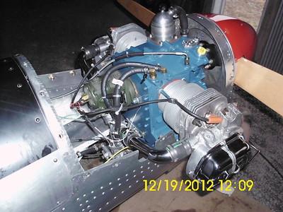 Dennis' clean engine installation