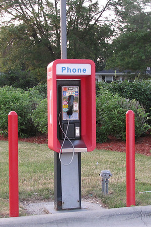 Payphones - Madison, WI Area