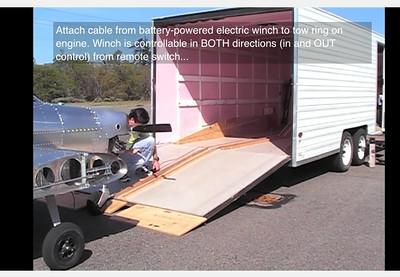 YamahaC7SRG attaches winch - VIDEO link below