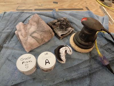 Polishing materials