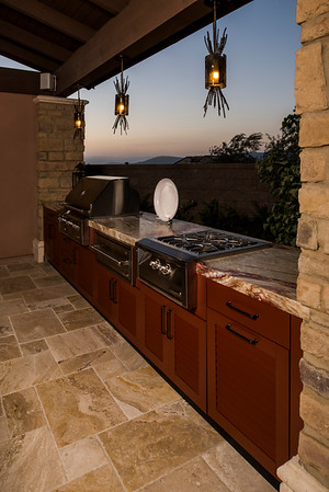 Innovative Outdoor Kitchens - San Diego, CA - Danver Stainless ...