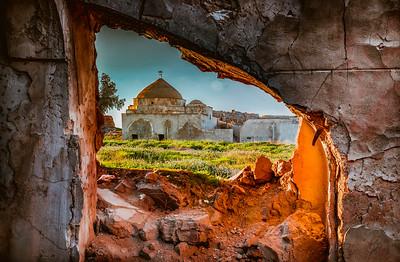 Old mosque in Kurdistan region located in Kirkuk,Iraq