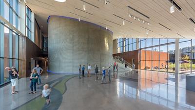 Bell Museum, Horizon Hall