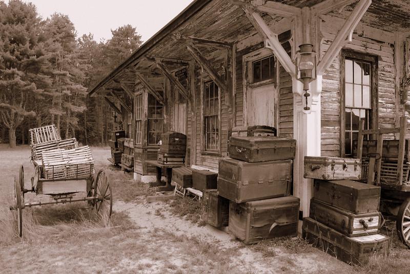 Forgotten Depot<br /> York, Maine