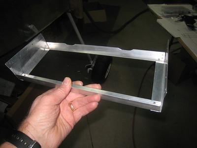 GRT Magnetometer installation