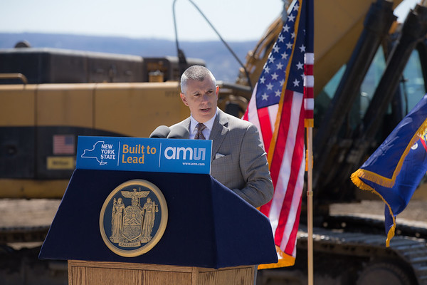 Building begins at SUNY Polytechnic Institute's Marcy Nanocenter