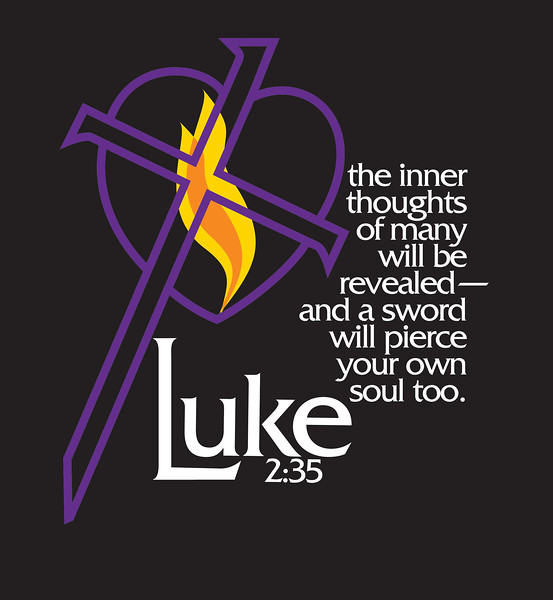 Luke 2:35
