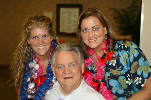 Warren-owner, resident<br /> Ann-daughter, Administrator<br /> Megan-granddaughter, Assistant-Administrator