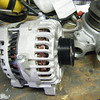 6g Alternator from a ford 350 panel van.