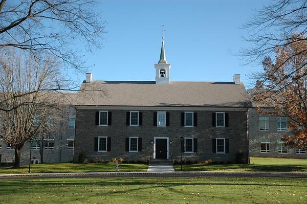 The Buildings - A New Academic Neighborhood