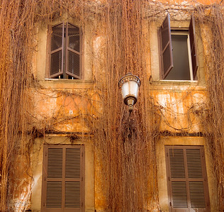 Old World Apartment
