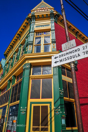 Phillipsburg  Montana And Beyond