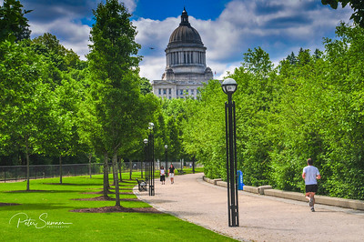 Washington State Capital