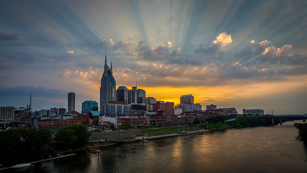 Nashville Sunset