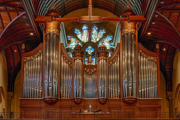 Christ's Church Organ