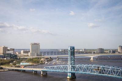 Bridges in Jacksonville