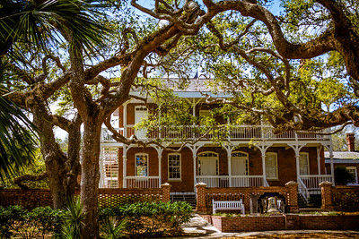 Florida Lighthouse Mansion in St. Augustine