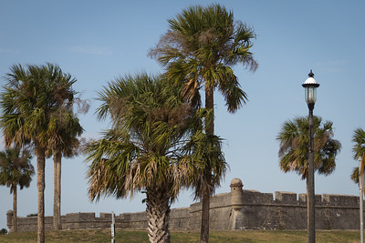 St. Augustine Battery