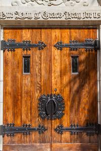 Doorway of Savannah