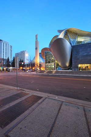 Art Gallery of Alberta<br /> <br /> Photo © Randall Stout