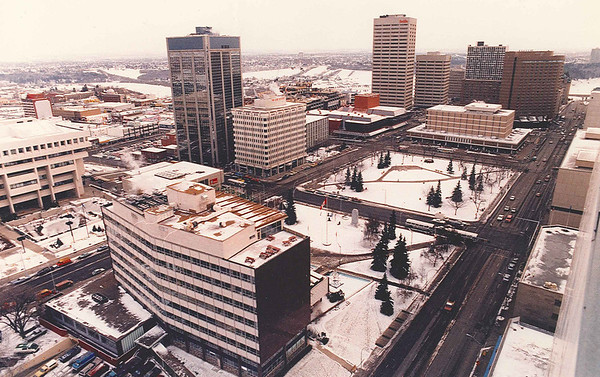 City Hall before Jan 14/87