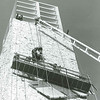 clock tower clean up Nov 26/92