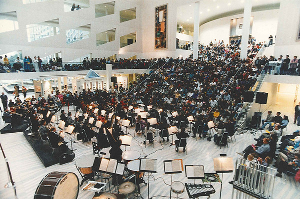 Edmonton Symphony Orchestra 1992