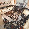 Birthday Band – bad weather forced the cancellation of some events, but the Edmonton Youth Orchestra was on hand at the new city hall Friday to mark the city's 100th birthday.