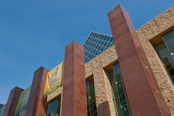 City Hall Grounds, Summer 2009