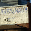 Army & Navy Panted Sign