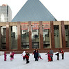 Edmonton City Hall Winter 2011/2012