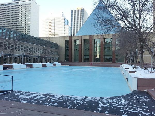 Edmonton City Hall November 2012