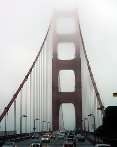 Golden Gate Bridge -  San Francisco - California - USA
