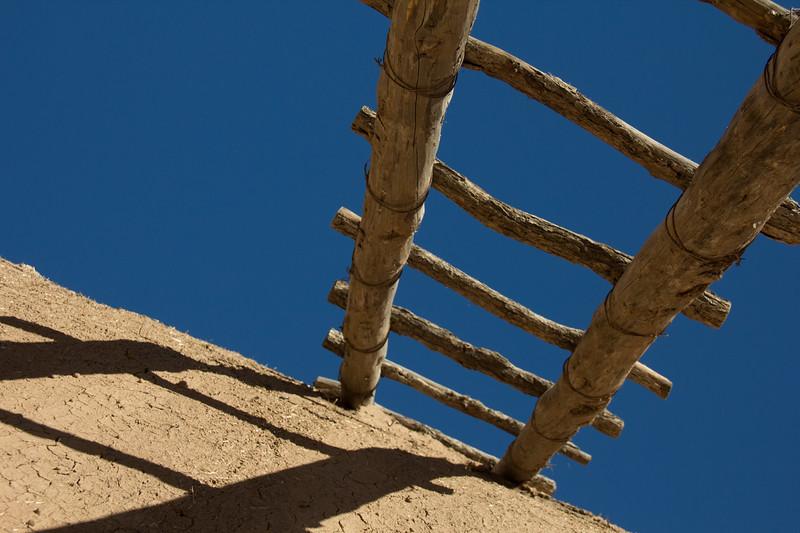 Picuras Pueblo Ladder #2