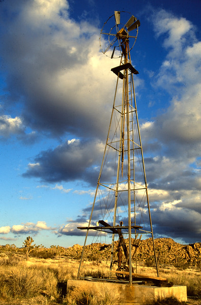 Desert Windmill.