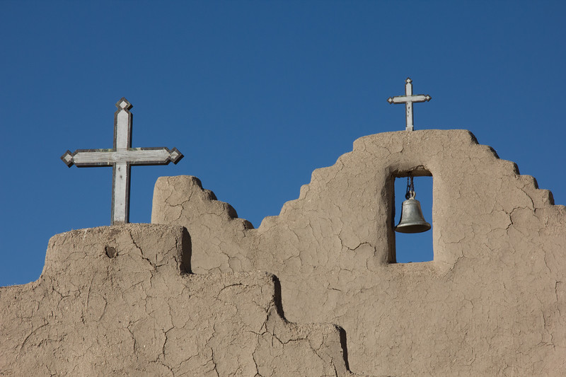 Pueblo Crosses.
