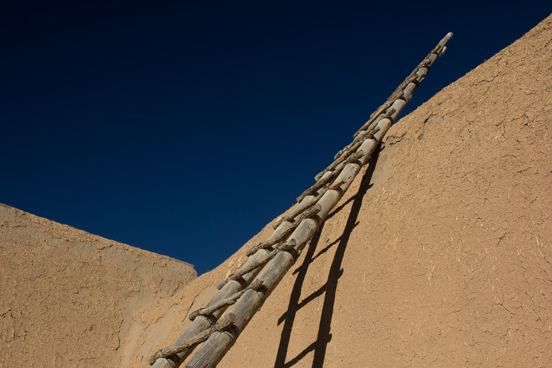 Ladder and Shadow.