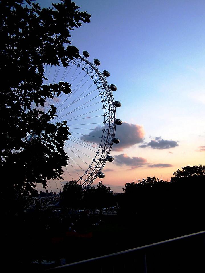 Eye of London ( London, U.K.)