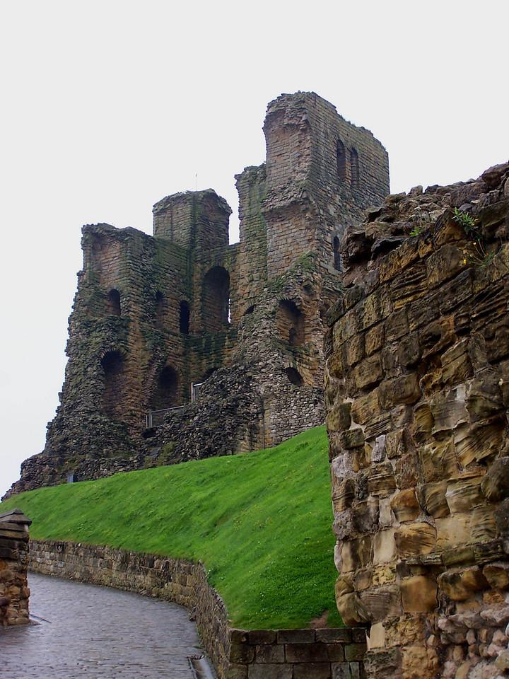 Scarborough Castle (The Keep)  (Scarborough, U.K)