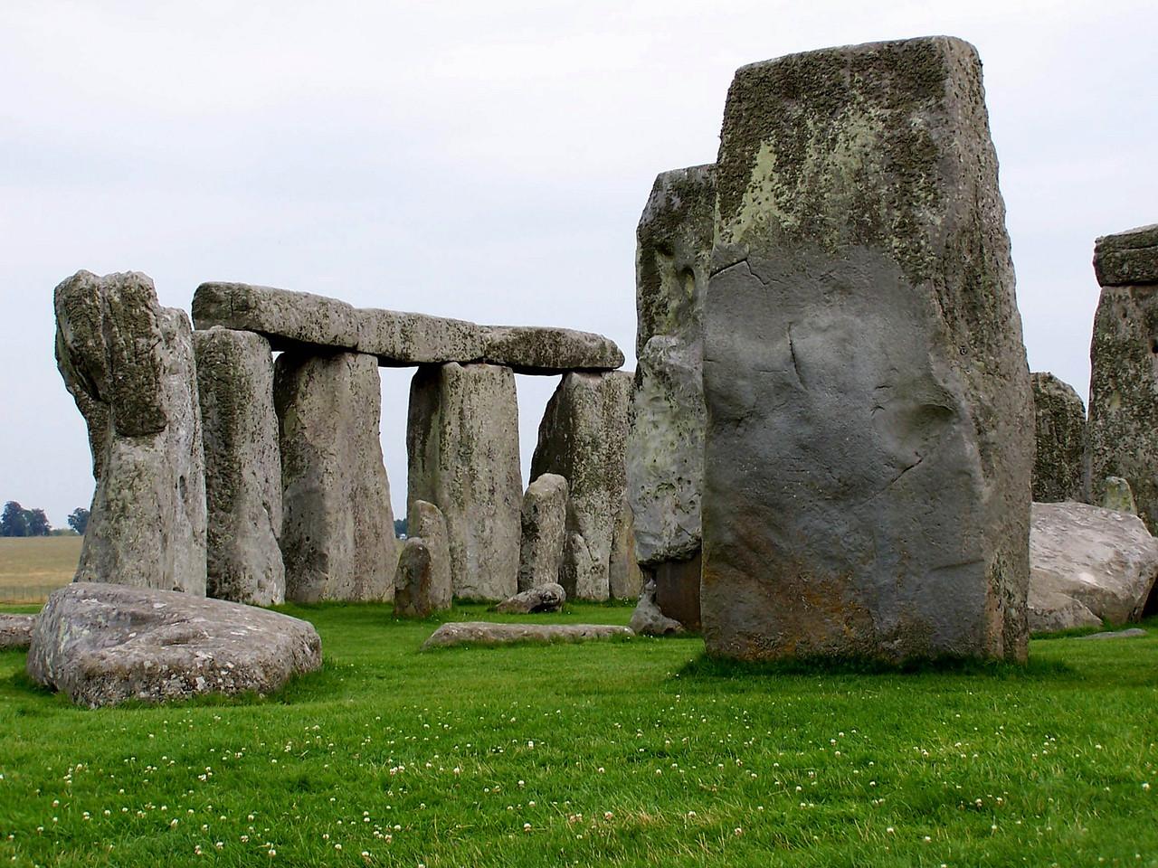 Stonehenge ( U.K.)
