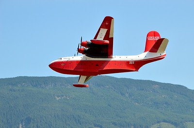 "Martin Mars ""Hawaii Mars"" Flying tanker"