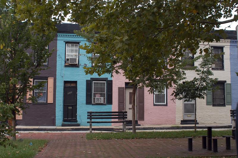 Sarah Ann Street, West Baltimore