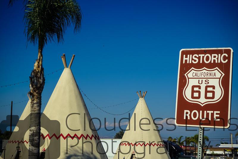 Wigwam Motel on 66