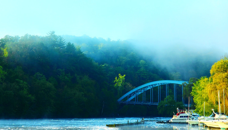 Eddyville bridge in Ulster County NY.